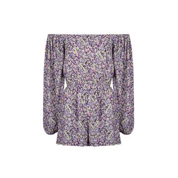 Lofty Manner Lofty Manner Playsuit Sienne purple/mint