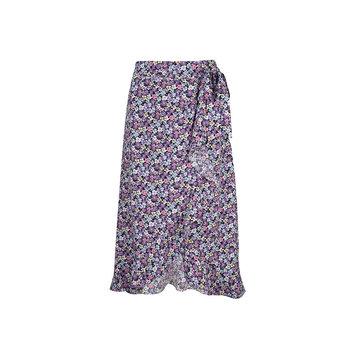 Lofty Manner Lofty Manner Skirt Lorelai purple/l.blue