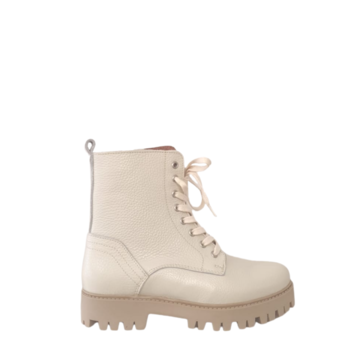 DWRS Label DWRS Label Stanley Grainy Boots Off White / Beige