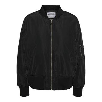 Noisy May Noisy May NMlabomba L/S Oversize Jacket BG SP Black