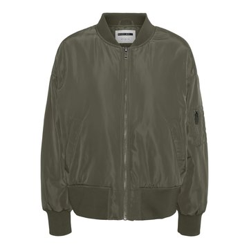 Noisy May Noisy May NMlabomba L/S Oversize Jacket BG SP Kalamata