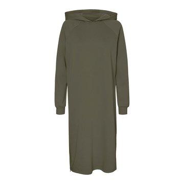 Noisy May Noisy May NMHelene L/S Sweat Dress BG Noos Kalamata
