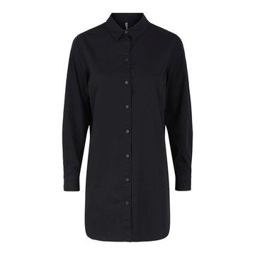 Pieces Pieces PCNoma LS Long Shirt Noos BC Black