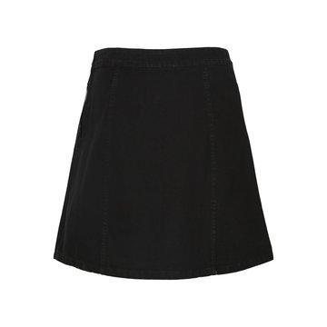 Noisy May NM Peri HW Skirt Black