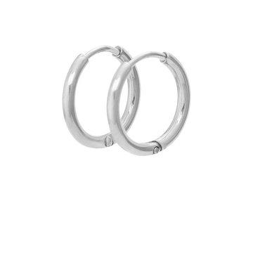 iXXXi Jewelry iXXXi Jewelry Creool 15mm - Zilverkleurig