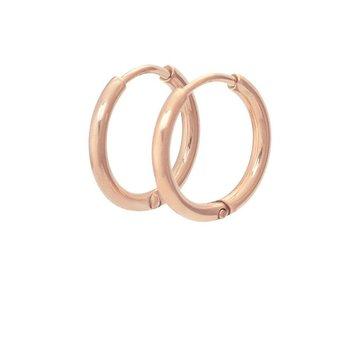 iXXXi Jewelry iXXXi Jewelry Creool 15mm - Rosé