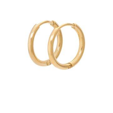 iXXXi Jewelry iXXXi Jewelry Creool 15mm - Goudkleurig