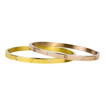 Kalli Kalli Bracelet 2065 Goudkleurig