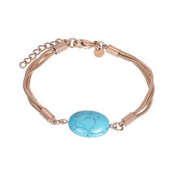 iXXXi Jewelry iXXXi Jewelry Armband Summer - Rosé