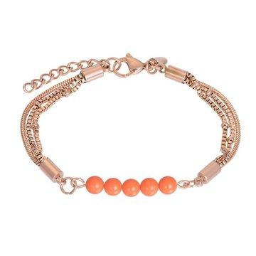 iXXXi Jewelry iXXXi Jewelry Armband Fantasy - Rosé