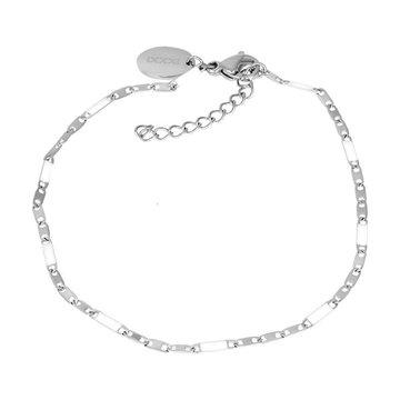 iXXXi Jewelry iXXXi Jewelry Armband Curacao White - Zilverkleurig