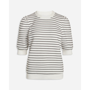 Sisters Point Sisters Point Peva-Puff.Ss1 Off White/Black