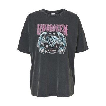 Noisy May Noisy May NM Ida T-Shirt Unbroken