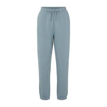 Pieces Pieces PCChilli Sumer HW Sweat Pants Blue Fog