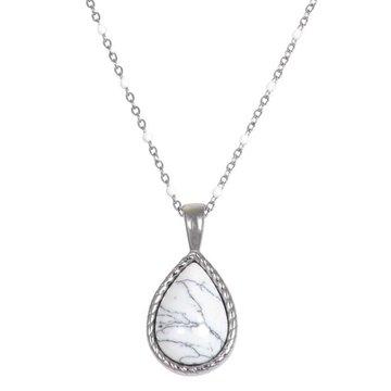 iXXXi Jewelry iXXXi Jewelry Ketting Magic White - Zilverkleurig