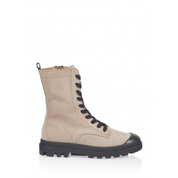 DWRS Label DWRS Boots Toledo Beige Suede