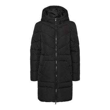 Noisy May Noisy May Dalcon Long Jacket Black