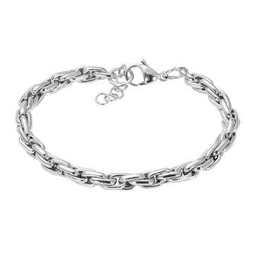 iXXXi Jewelry iXXXi Armband Ankara Zilverkleurig