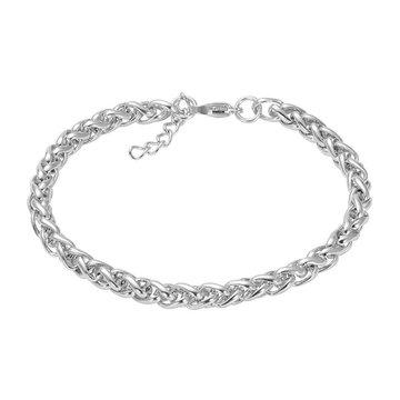 iXXXi Jewelry iXXXi Armband Lisbon Zilverkleurig
