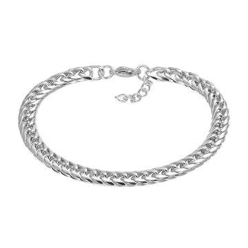 iXXXi Jewelry iXXXi Armband Montevideo Zilverkleurig