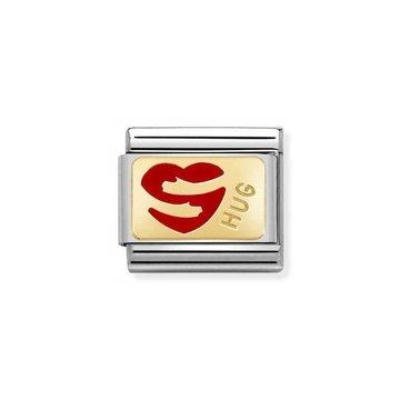 Nomination Nomination 030284-49 Heart Hug