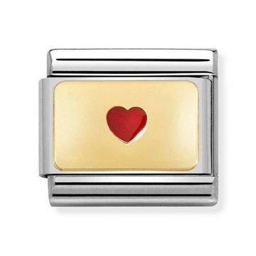 Nomination Nomination 030284-50 Small Heart