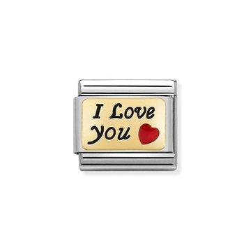 Nomination Nomination 030284-55 I Love You