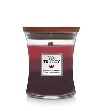WoodWick Woodwick Trilogy Sun-Ripened Berries