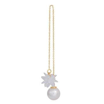 iXXXi Jewelry iXXXi Jewelry Oorbellen Frost Goudkleurig