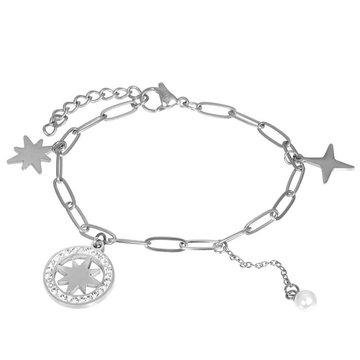 iXXXi Jewelry iXXXi Jewelry Armband Sparkle Zilverkleurig