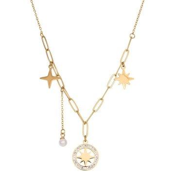 iXXXi Jewelry iXXXi Jewelry Ketting Sparkle Goudkleurig