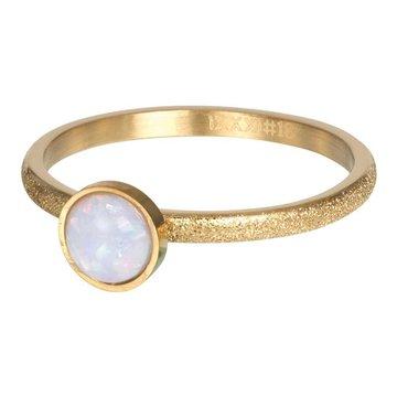 iXXXi Jewelry iXXXi Jewelry Losse Ring Yuki Goudkleurig