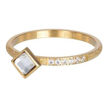 iXXXi Jewelry iXXXi Jewelry Losse Ring Lumi Goudkleurig