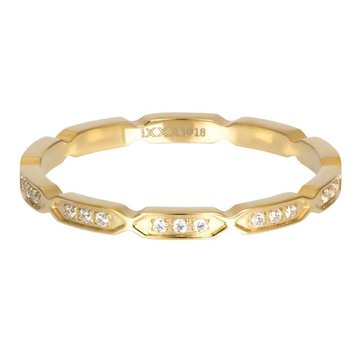 iXXXi Jewelry iXXXi Jewelry Losse Ring Noor Goudkleurig