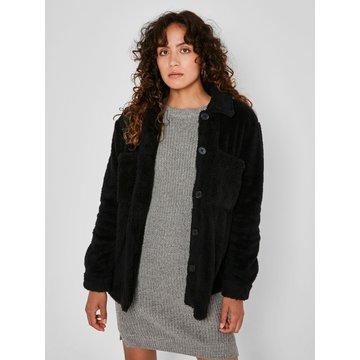 Noisy May Noisy May NMSuzzi L/S Jacket Noos Black