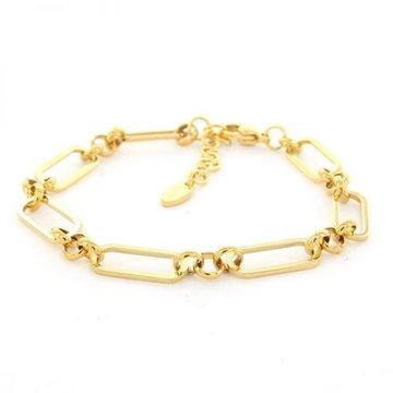 Kalli Kalli Kalli Armband 2619 Goudkleurig