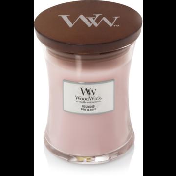 WoodWick WoodWick Rosewood Medium Candle