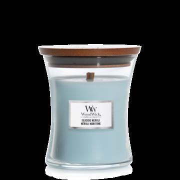 WoodWick WoodWick Seaside Neroli Medium Candle