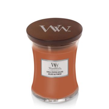 WoodWick WoodWick Chilli Pepper Gelato Medium Candle