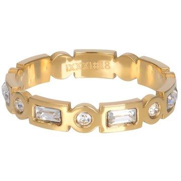 iXXXi Jewelry iXXXi Jewelry Losse Ring Excellent Goudkleurig