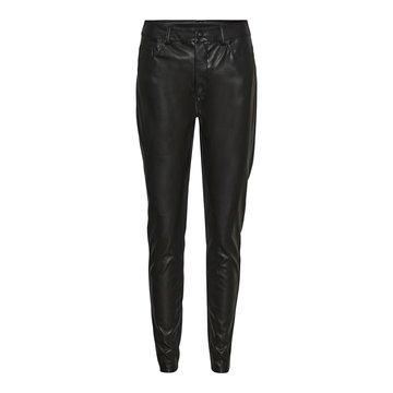 Noisy May Noisy May NMCallie Andy PU HW Pants Black