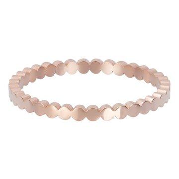 iXXXi Jewelry iXXXi Jewelry Losse Ring Flat Circles Rosé