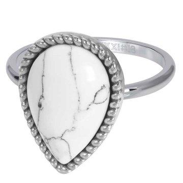 iXXXi Jewelry iXXXi Jewelry Losse Ring Rhapsody Zilverkleurig