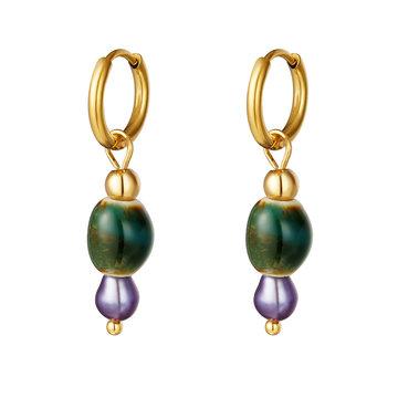 Go Dutch Label Goodies Colorful Beads Oorbellen 6