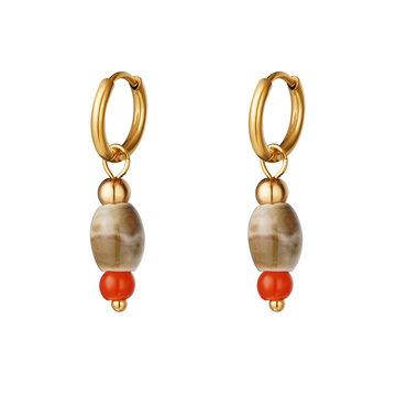 Goodies Goodies Colorful Beads Oorbellen 17
