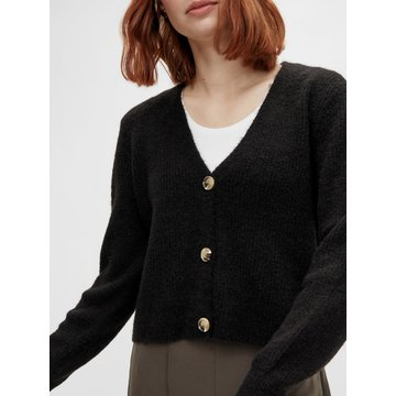Pieces Pieces PC Ellen LS Knit Cardigan Noos BC