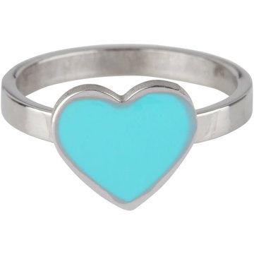 Charmin*s Charmin's Kids KR74 Heart Turquoise