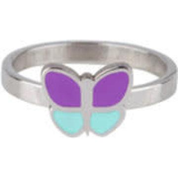 Charmin*s Charmin's Kids KR79 Butterfly Purple Blue