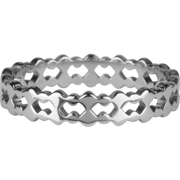 Charmin*s Charmin's  R908 Double Trouble Steel Ring