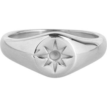 Charmin*s Charmin's R1001 Mini Star Seal Steel Ring